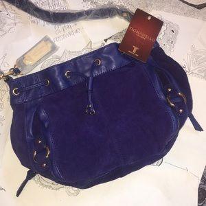 Tignanello leather hobo